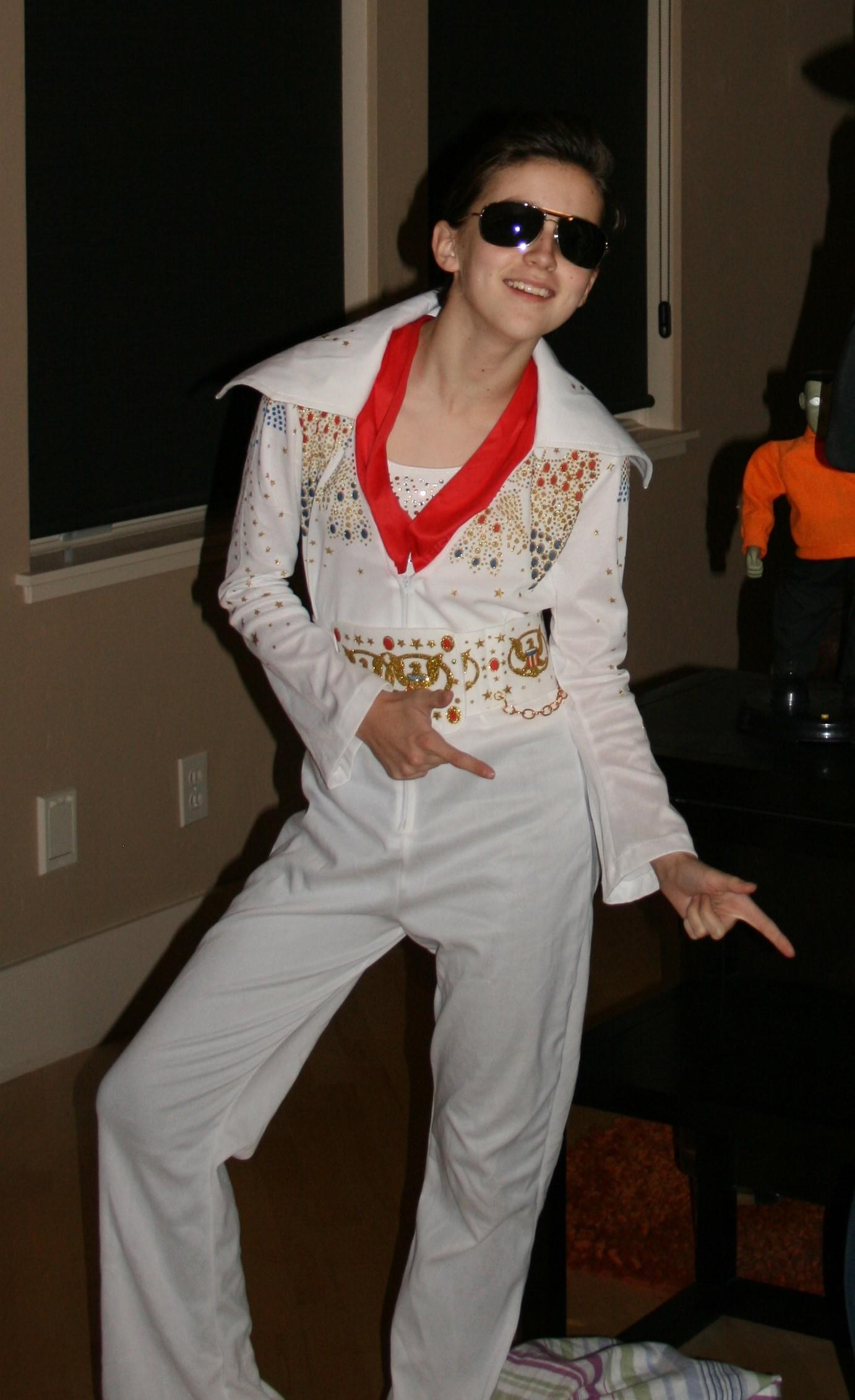 Elvis Grace