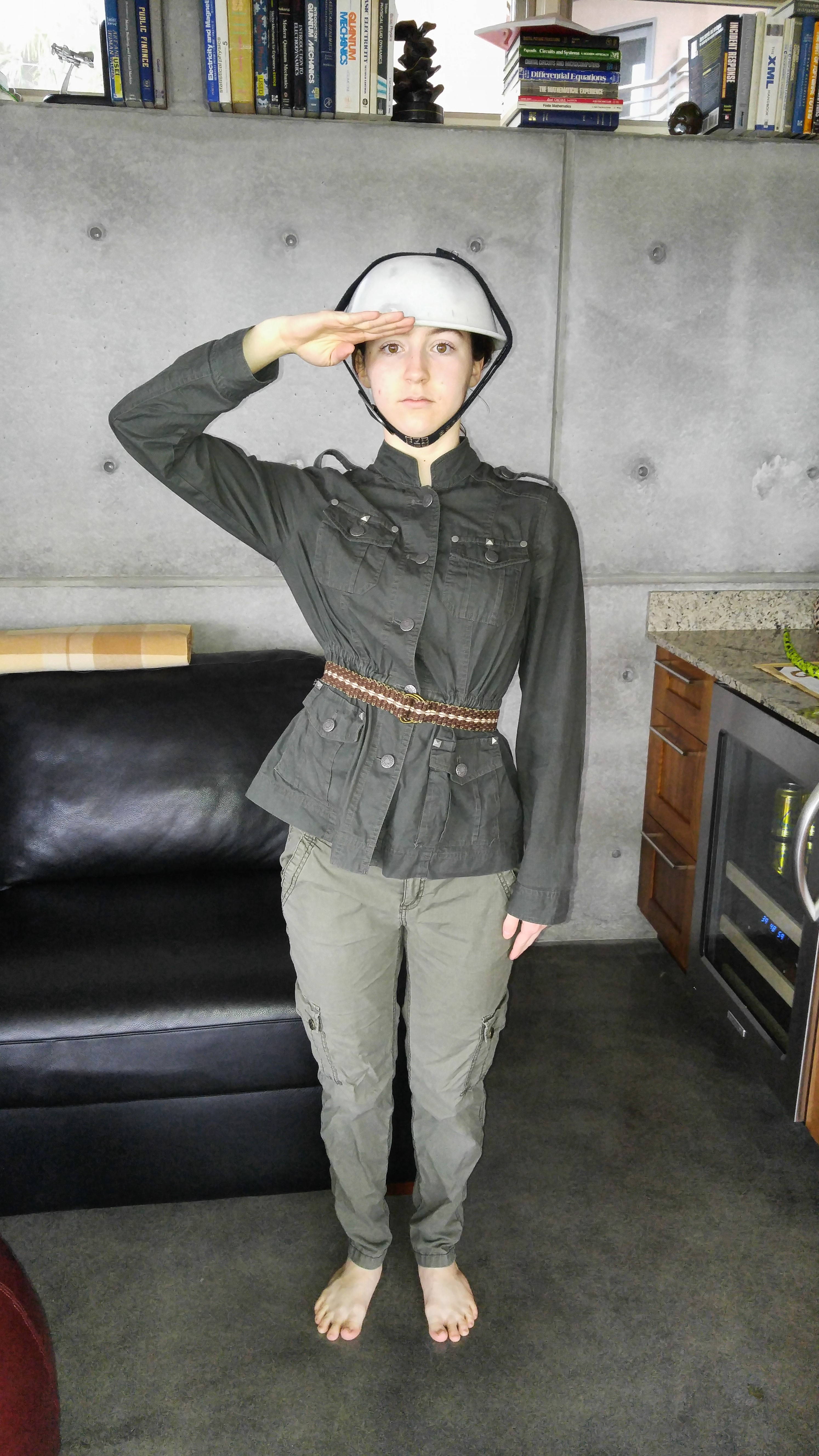 Soldier Grace