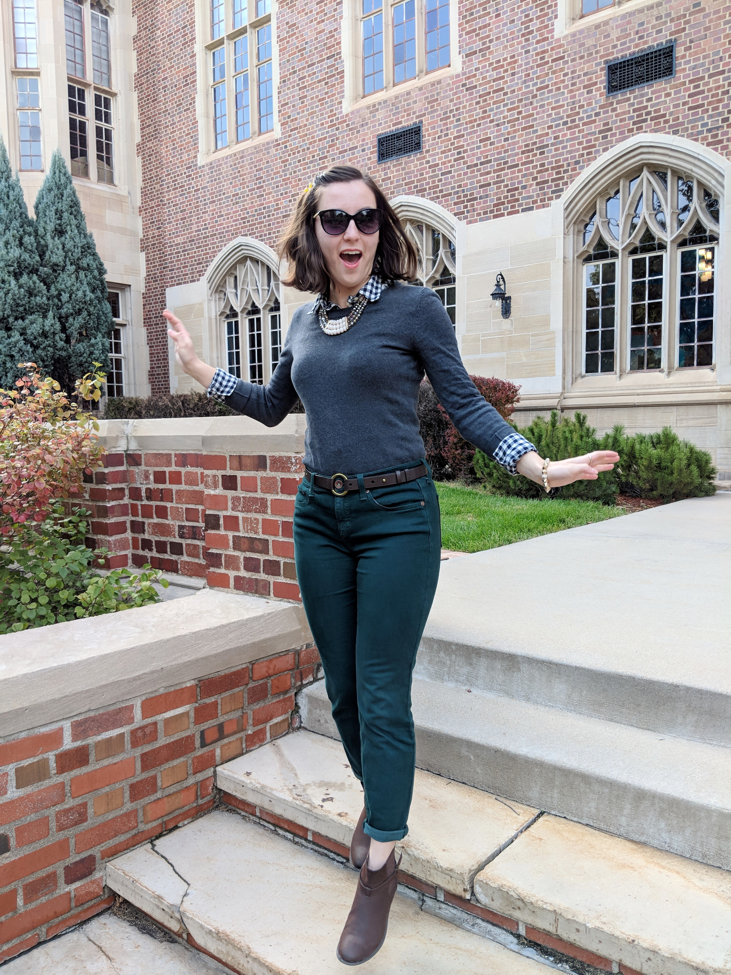 sweater weather, preppy, fall, college fashion