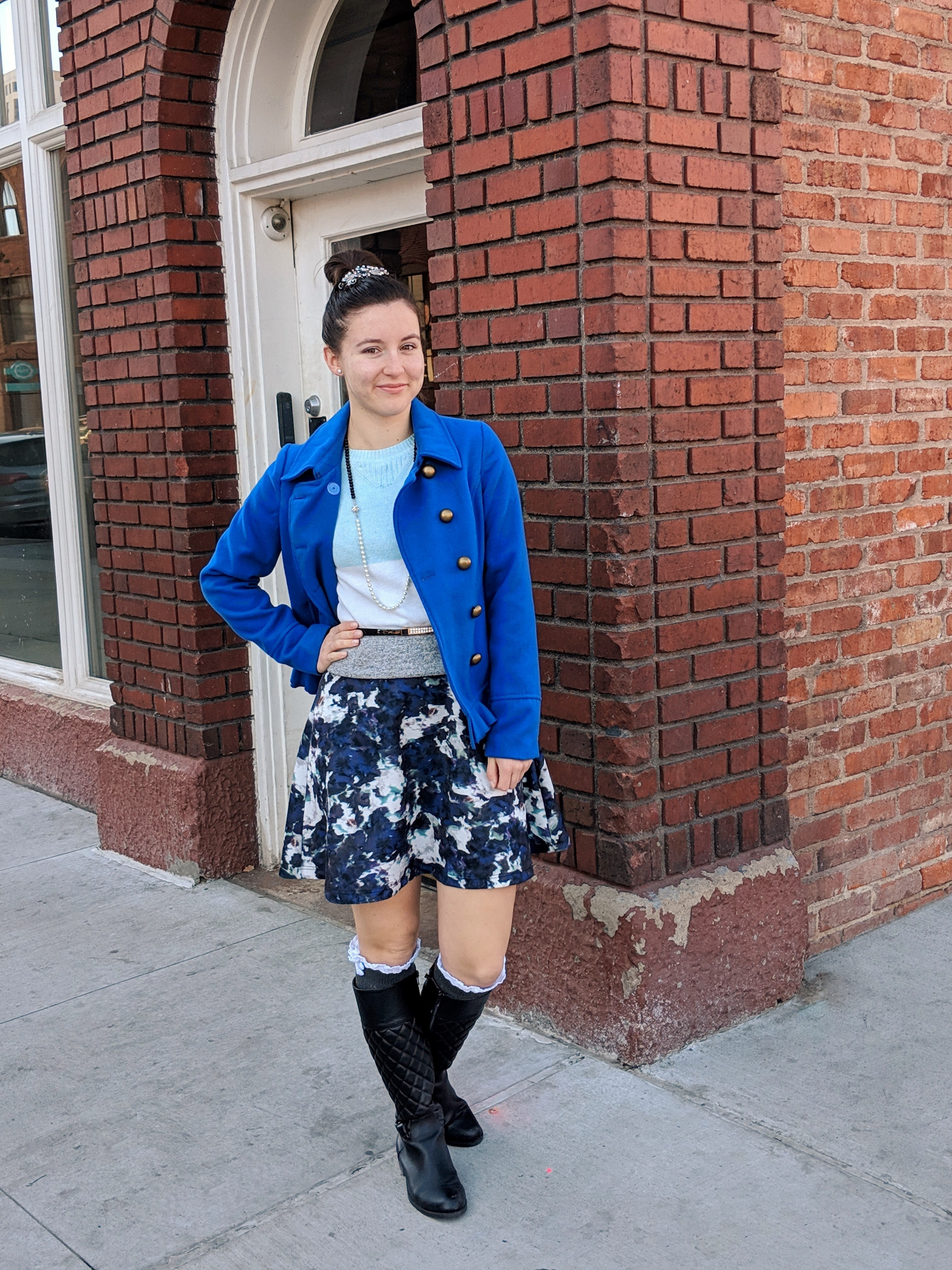 Denver fashion blogger
