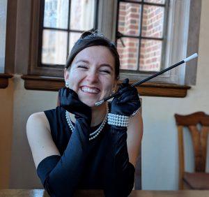 Gorgeous smile Audrey Hepburn