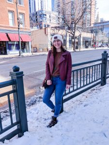 Denver fashion blogger, Colorado blogger, winter dressing, winter fashion