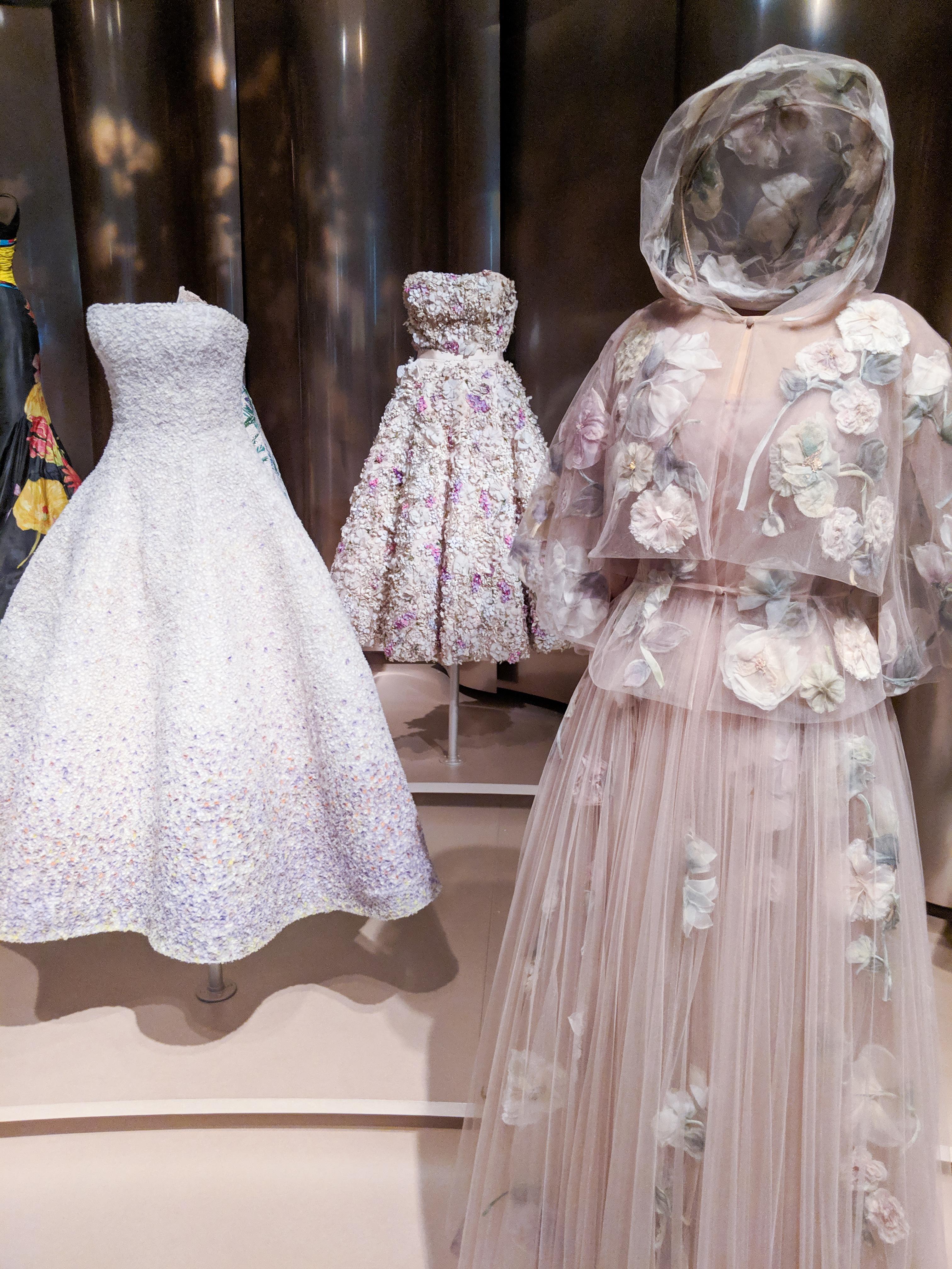 Miss Dior dress