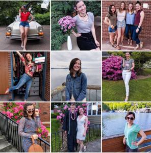 Instagram feed, Instagram, cohesive, social media influencer
