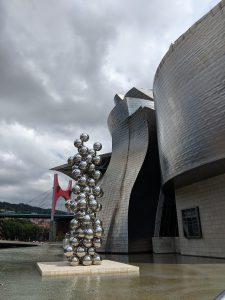 Guggenheim Museum, Bilbao, Spain travels, travel style