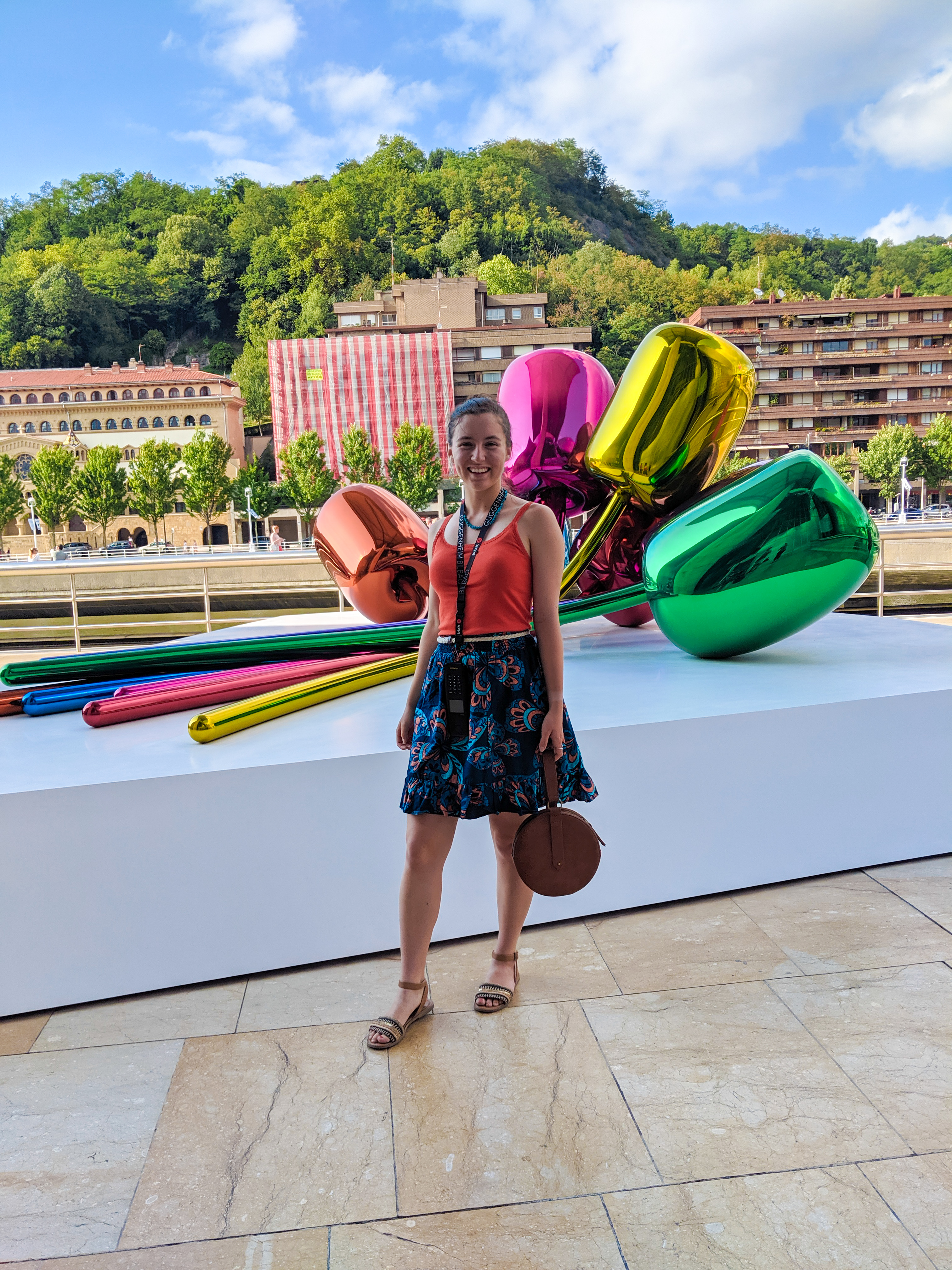 Guggenheim Museum, Bilbao, Spanish fashion, back to school, remembering names