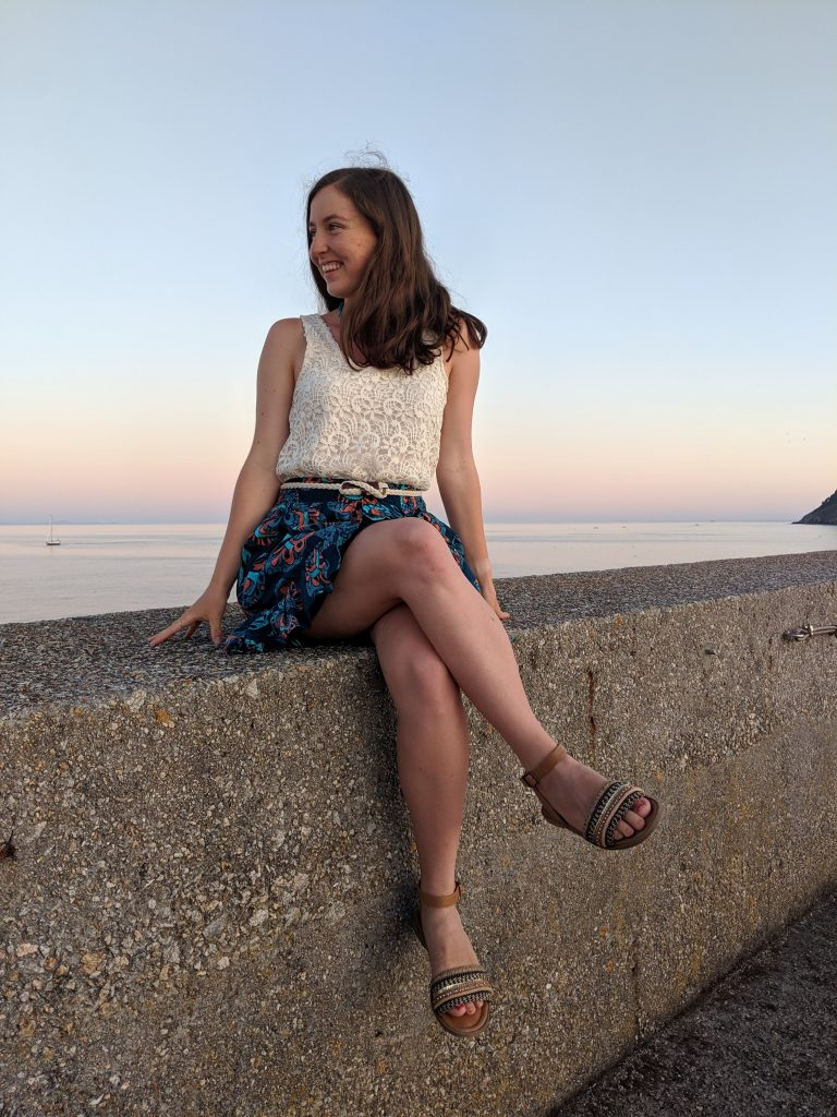 Finisterre, the End of the World, summer travels, spain, summer outfit