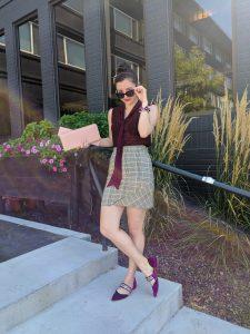 New York Fashion Week, fashion blogger, stylish fall outfit