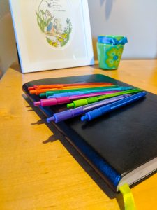 planners, organization, back to school, color coding