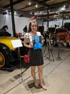 Denver fashion blogger, Denver Fashion Week, Forney Museum of Transportation