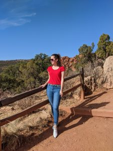 Instagram, Garden of the Gods, Denver fashion blogger