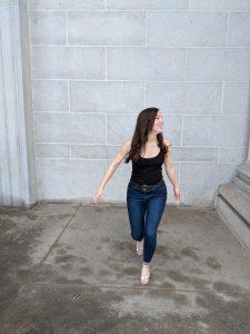 blooper photos, college student, Denver fashion blogger