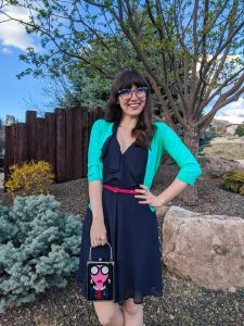 Jessica Day style, new Girl outfits, Zooey Deschanel style