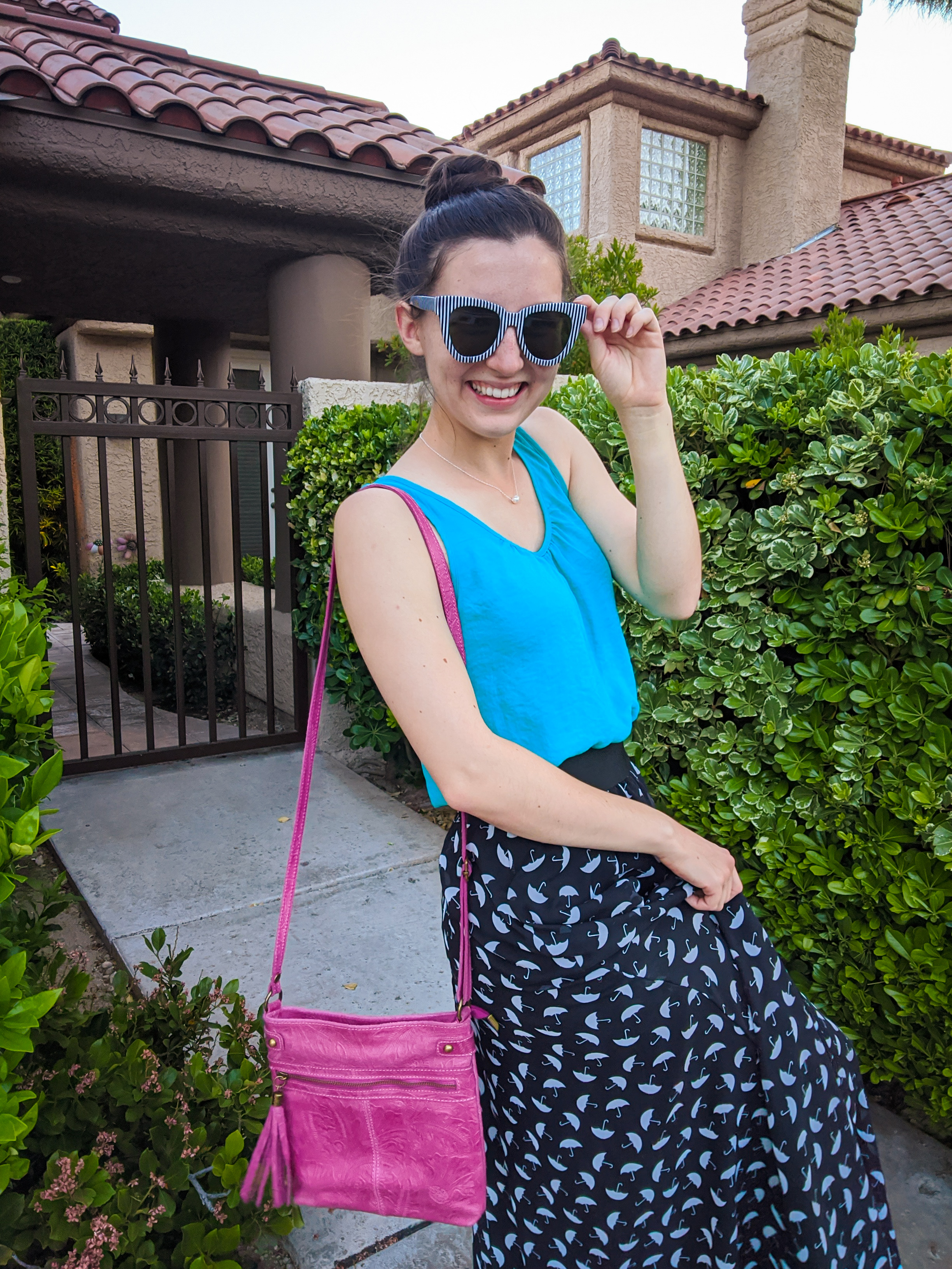 striped-sunglasses-jcpenney-thrifted-pink-purse