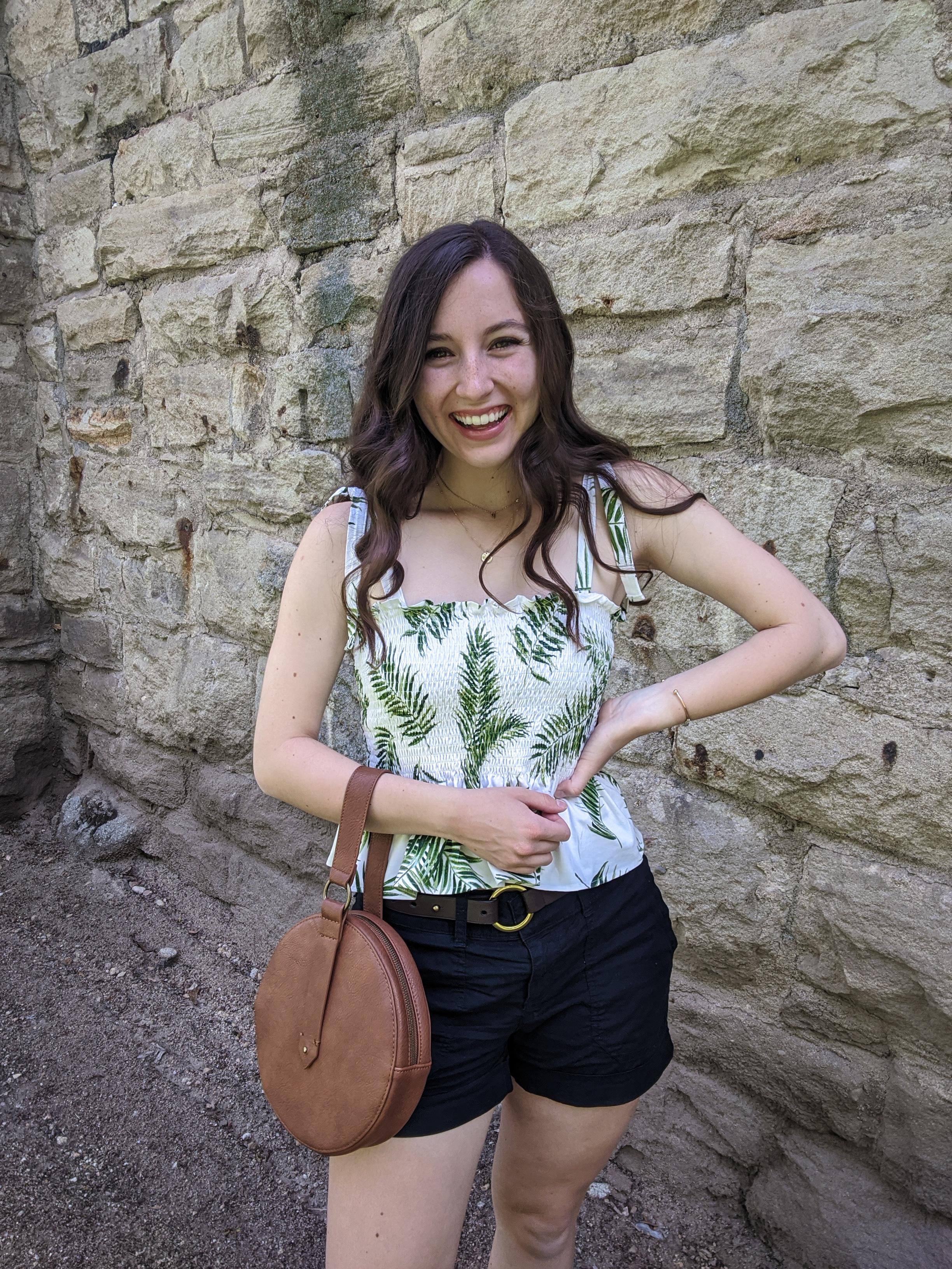 summer-fashion-trends-palm-print-shirt