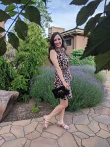 animal print inspired, summer outfit, summer fashion