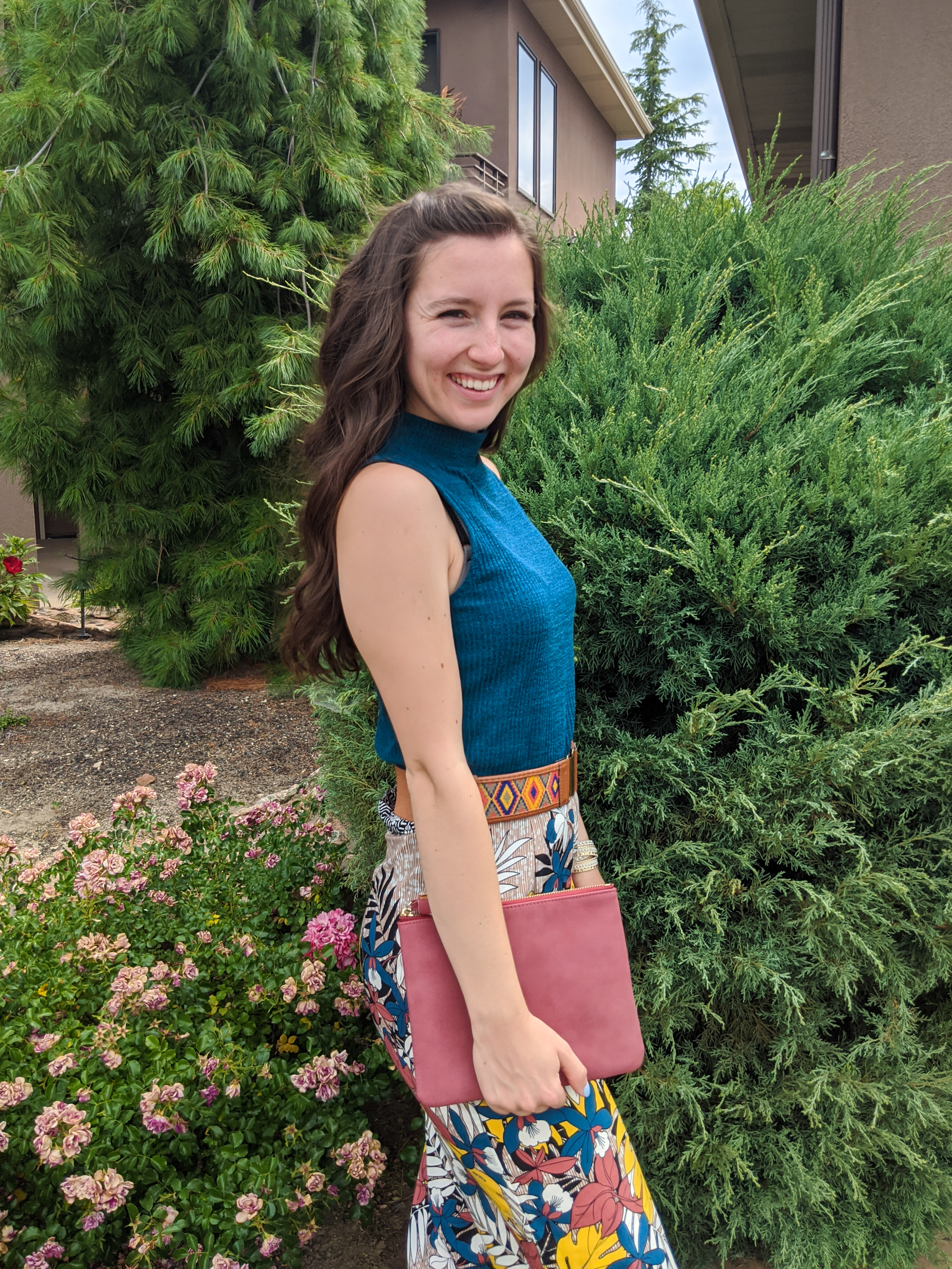 affordable-fashion-blogger-Francesca's-complementary-colors