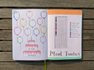 organization-bullet-journaling-planner-mood-tracker