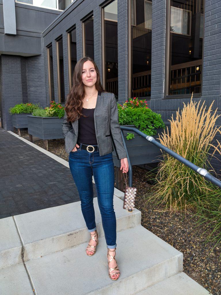 skinny-jeans-grey-blazer-two-ways-college-style