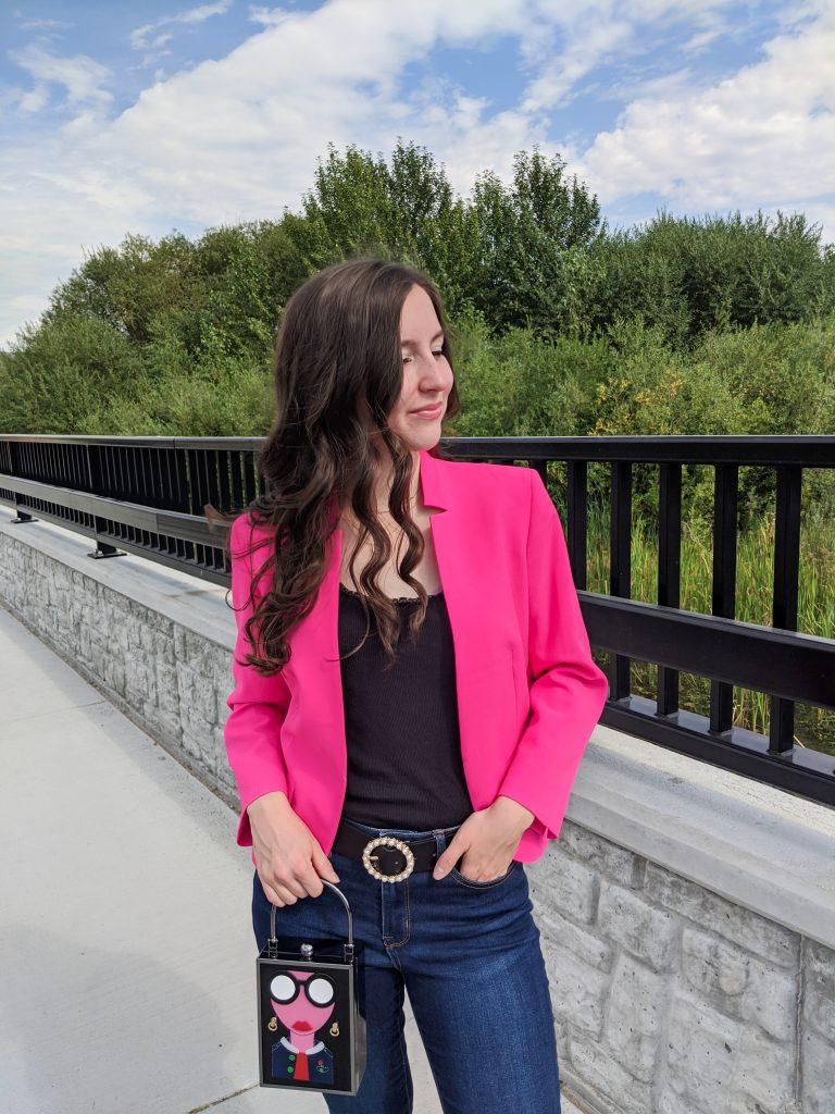 pink-blazer-college-blogger-new-york-fashion-week
