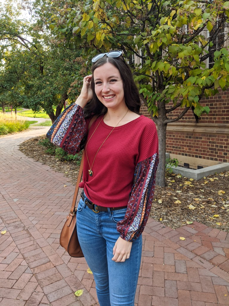 fall-style-statement-sleeves-francescas-affordable-style