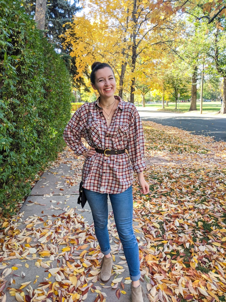 fall-colors-autumn-style-flannel-skinny-jeans