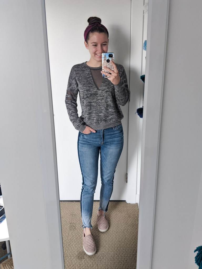 grey-sweatshirt-casual-college-style-stripe-jeans