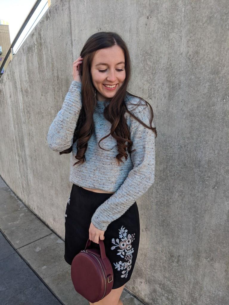 blue-sweater-sundance-outlet-francescas-embroidered-miniskirt