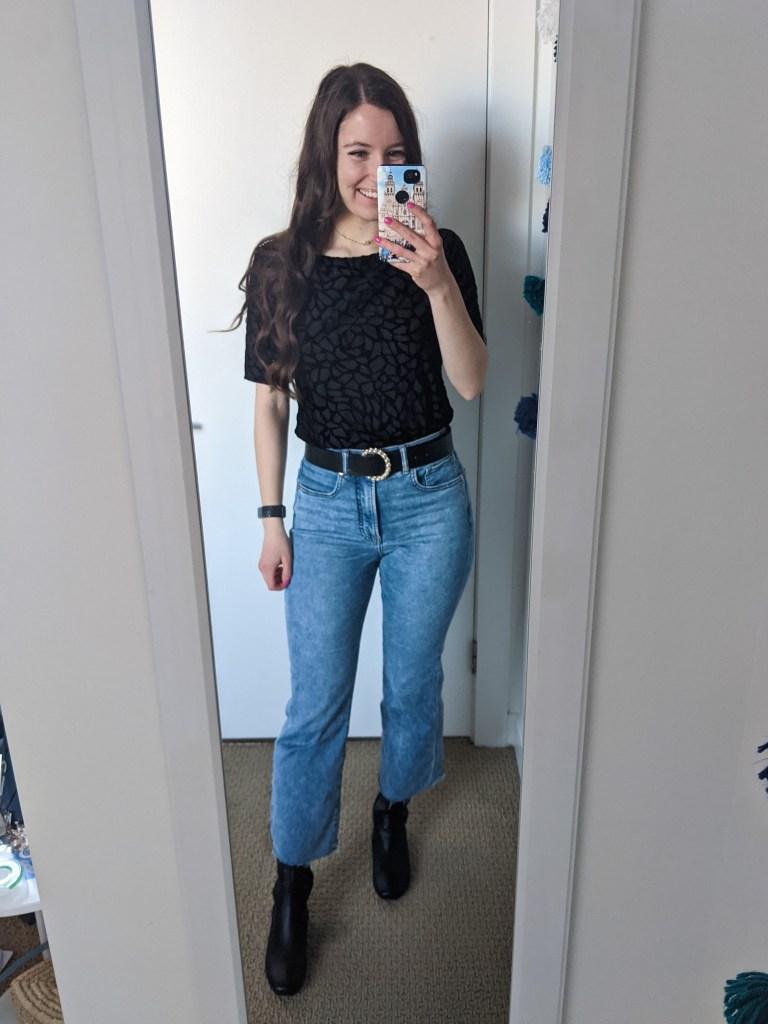 mom-jeans-express-denim-velvet-pearl-belt-black-boots