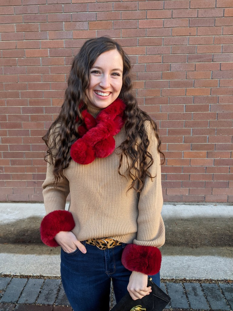 faux-fur-cuffs-scarf-whbm-camel-leopard-belt