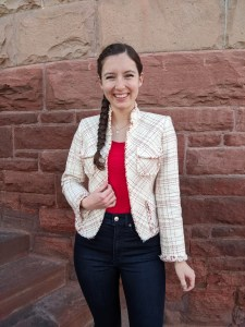 side-braid-blazer-professional-attire-poshmark
