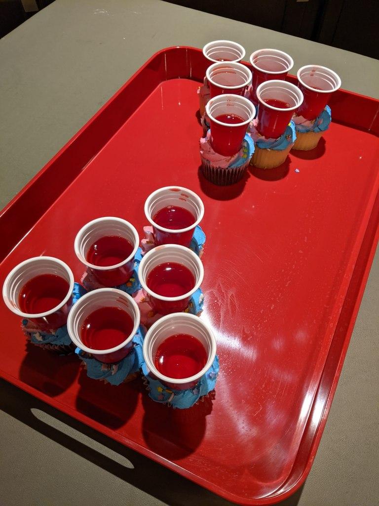 cherry-jello-shots-beer-pong-21st-birthday-bar-hopping