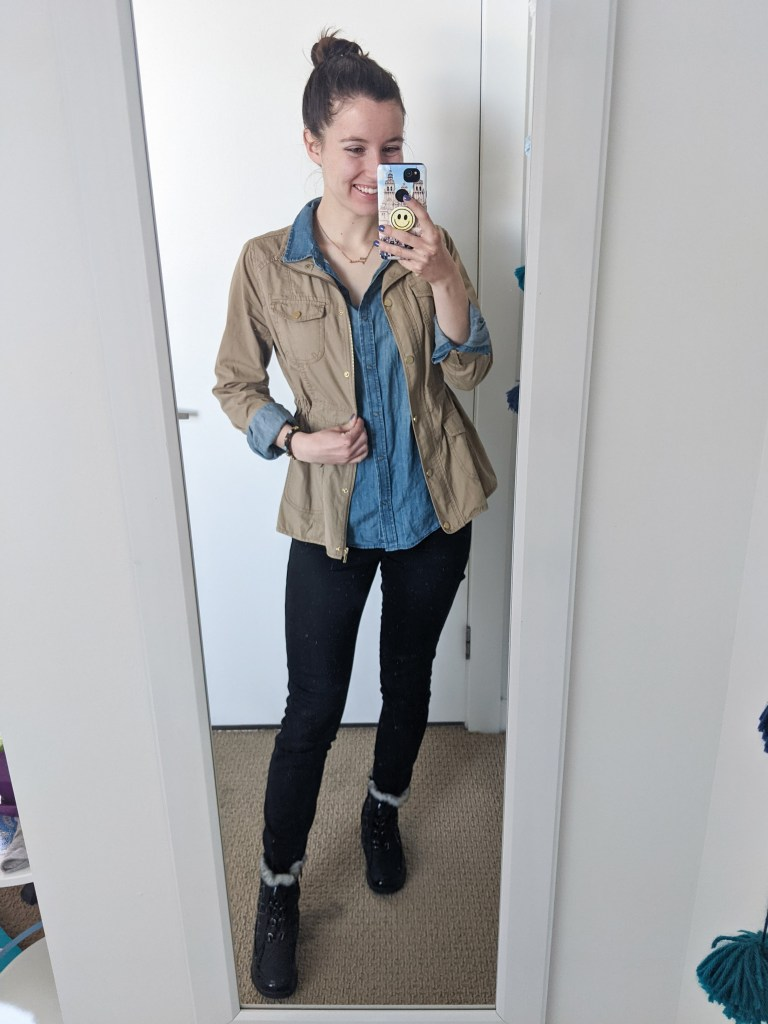 chambray-shirt-utility-jacket-denver-fashion-blogger