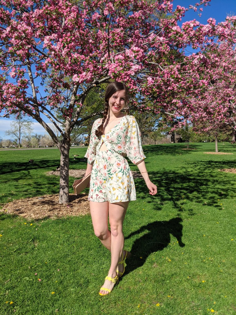 floral-romper-consignment-yellow-sole-society-heels