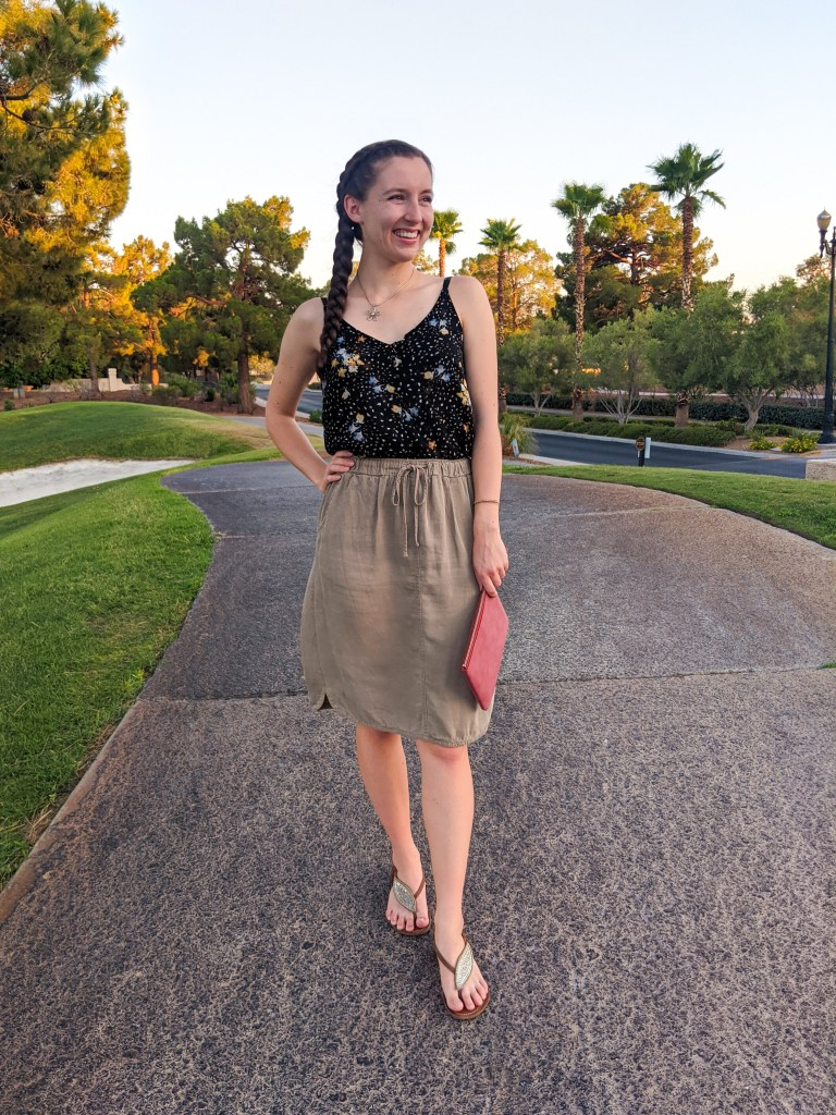 brown-sandals-summer-style-modest-fashion-cabi-clothing