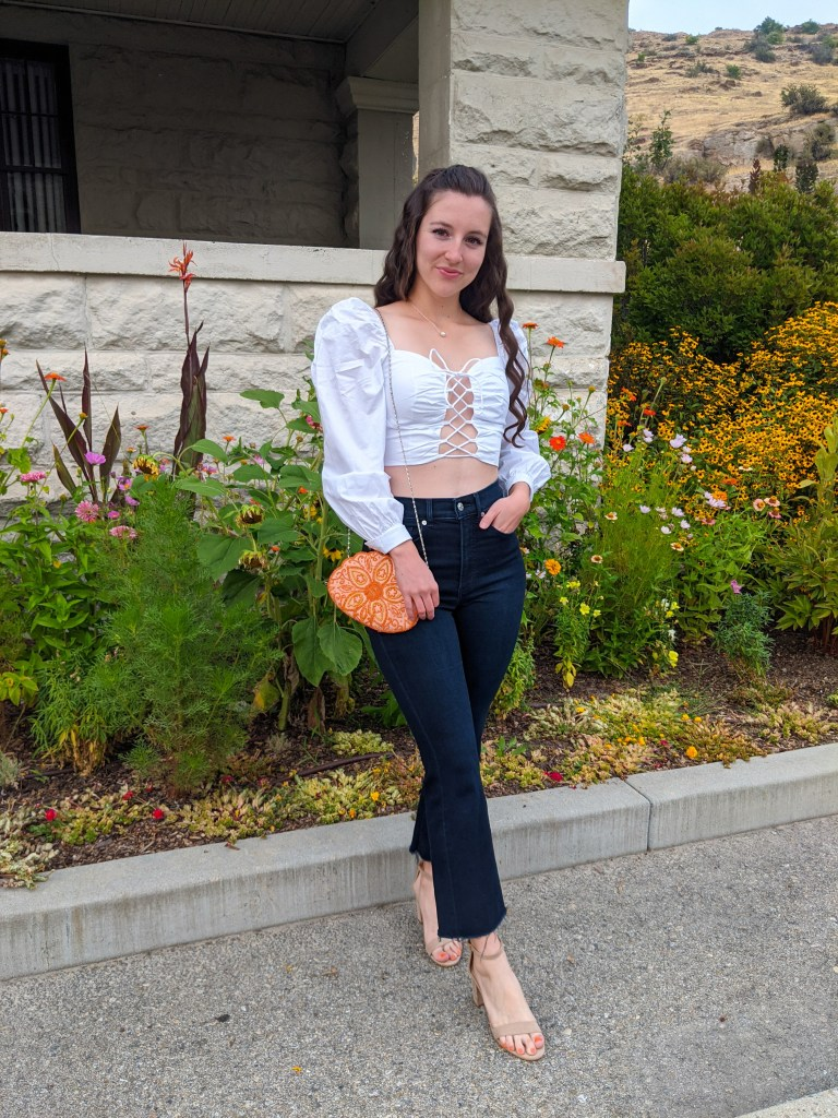 going-out-look-party-outfit-white-laceup-blouse-jet-noire