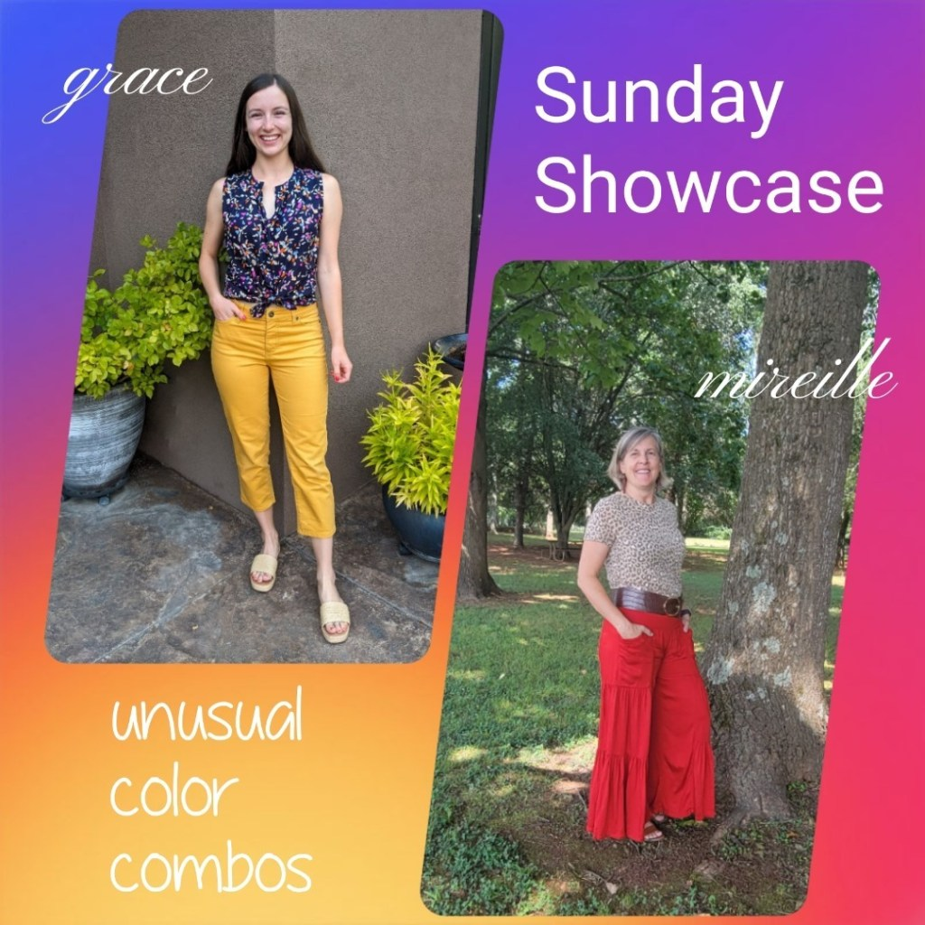september-sunday-showcase-linkup-unusual-color-combos