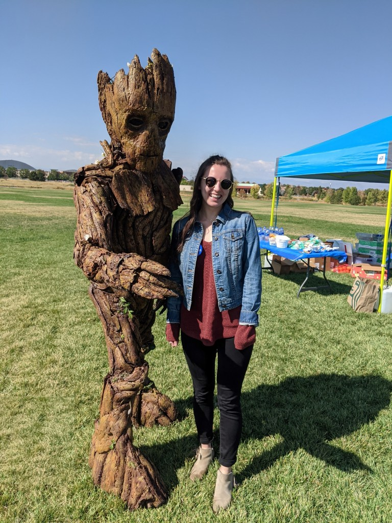 make-a-wish-colorado-walk-for-wishes-volunteering-groot