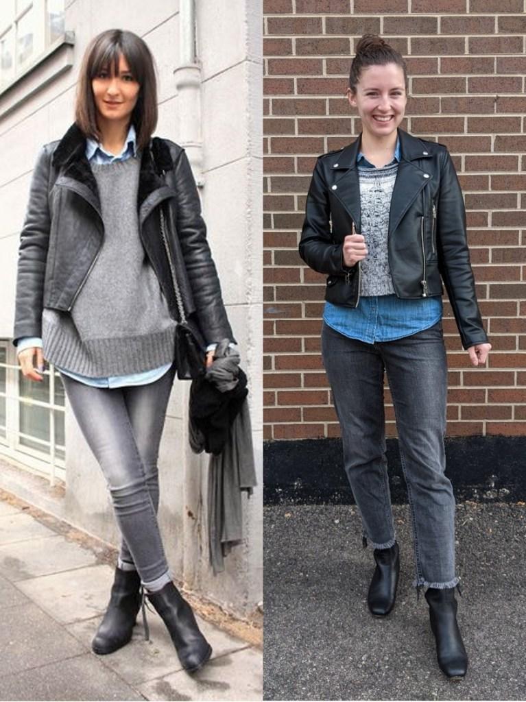 grey-sweater-black-pleather-jacket-denim-shirt-grey-jeans